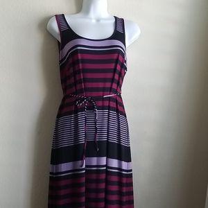 Maxi comfort dress